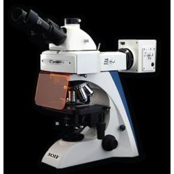 SOIF BK-FL2 Trinoküler Flerosan Ataçmanlı Araştırma Mikroskobu