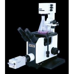 SOIF XDS-1 Trinoküler Invert Faz Kontrast Araştırma Mikroskobu